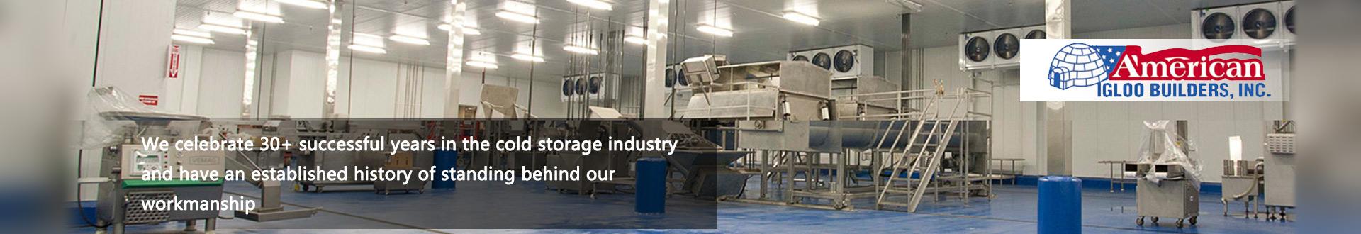 Cold Storage-American Igloo Builders Inc